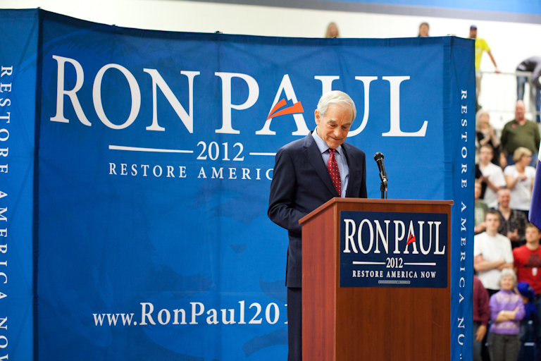 Ron Paul iroots.org