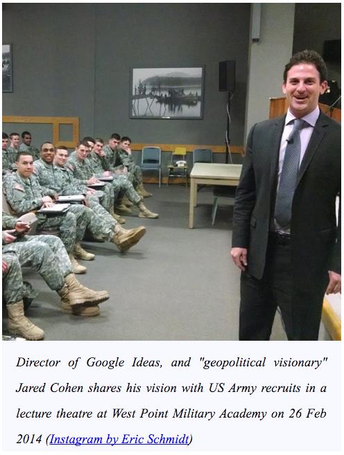 Google is not what it seems | WikiLeaks