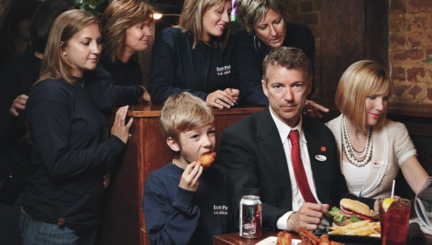 rand paul family